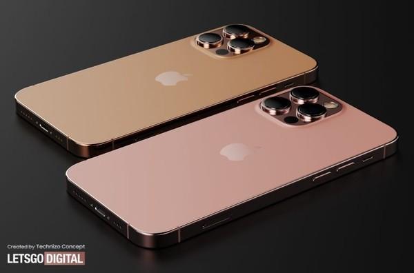 12的延续iPhone 13系列新渲染图曝光